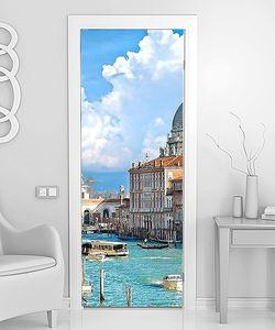 Венеция, вид на Гранд-канал и Базилику
