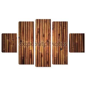 Бамбуковая структура