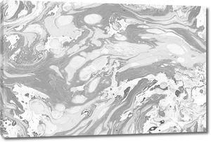 Серебряный мрамор фон с краска брызги текстуры