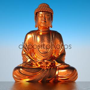 золото Будда