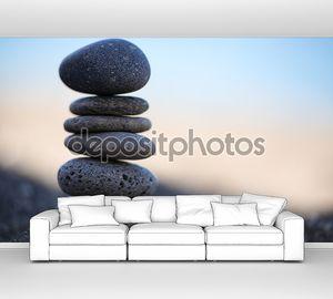 сбалансированный камни