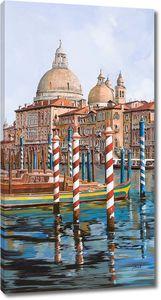 Венеция, лодки