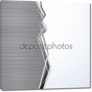 металлический фон структуры
