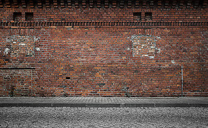 Стена старого здания