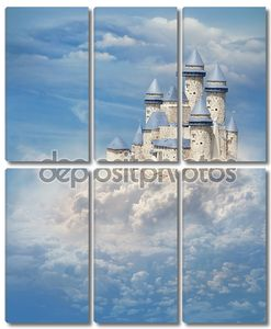 Замок в облаках