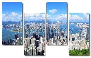 гонконгский город