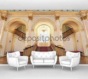 Лестницы в Кремлевском дворце