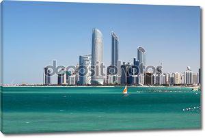 горизонт Абу-Даби