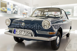 BMW 700 (1964) в bmw музей, Мюнхен