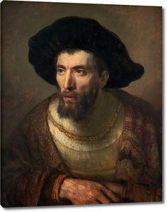 Мастерская Рембрандта (Возможно, Виллем Дрост). Философ