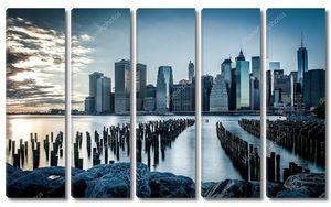 Нижний Манхэттен, Нью-Йорк Сити