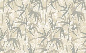 Орнамент из бамбуковых стеблей
