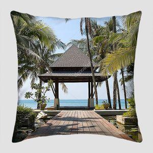 Тропический пляж в Таиланде