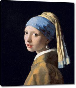 Ян Вермеер. Девушка с жемчужной сережкой