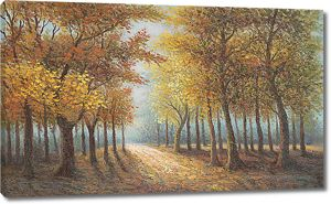 Осенняя роща