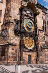 Прага астрономические часы