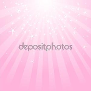 Розовый череп с короной