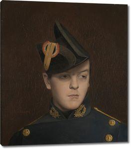 Жером. Портрет Армана Жерома