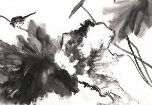 Картина в стиле батик