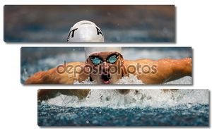 плавание Чемпионат 2009