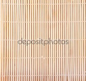 Бамбуковый фон циновки