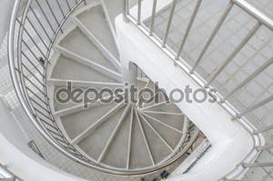 Спиральная лестница в Гонконге мэрии