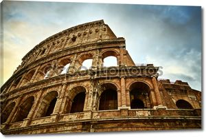 Колизей в Риме, Италии