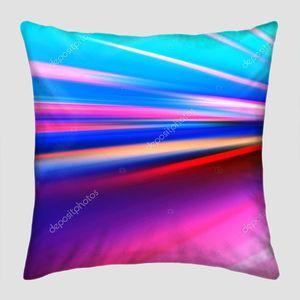 Цветные линии скорости