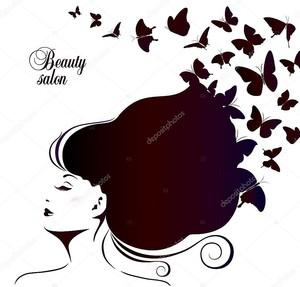 Модный баннер для макияжа, косметики, покупок .