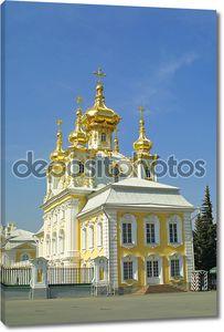 Православная Церковь в Петергофе