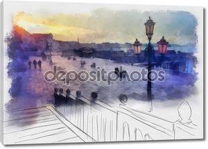 Венецианская улица