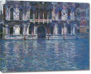 Моне Клод. Палаццо Контарини, 1908 02