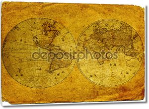 Бумажная карта