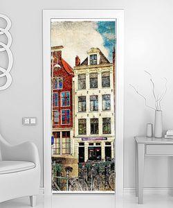Амстердам - произведениями искусства в стиле живописи