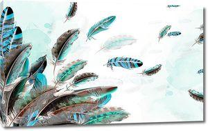 Пучок перьев