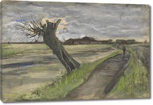 Ван Гог. Подрезанная ива
