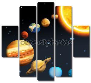 Солнечная система - Млечный путь