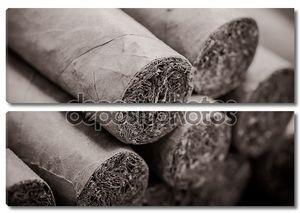 Сигары в ряд