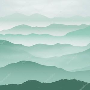 горы в тумане. Справочная информация