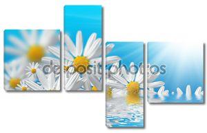 Весенние цветы фон