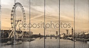 Лондонский пейзаж