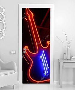 Неоновая гитара
