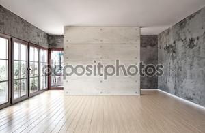 пустая комната