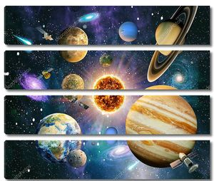Яркие планеты