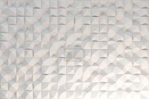 Стена текстурная, пирамиды