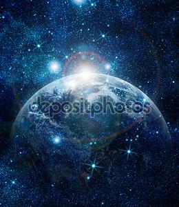 Земля в пространстве