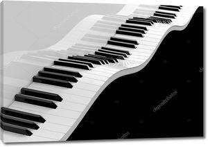 фортепиано ключ