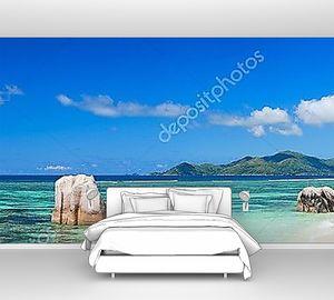 Панорама Серебряного пляжа