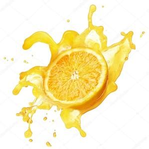 Апельсиновый всплеск