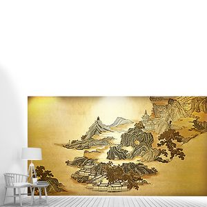 В древнем китайском стиле